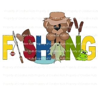 Fishing Title (Bear)