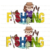 Fishing Title (Children)