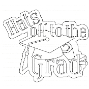 Hats Off Digi Stamp