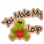 You Make My Heart Leap