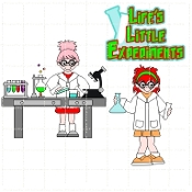 Life's Little Experiments Girl