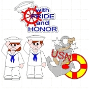 Pride And Honor