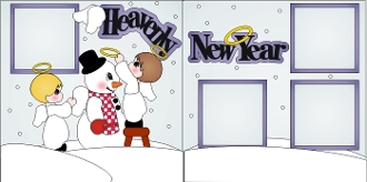 Heavenly New Year