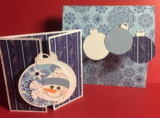 Christmas Gate Cards and Envelopes