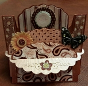 Scallop Shelf Card