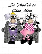So Moo ch To Chat About